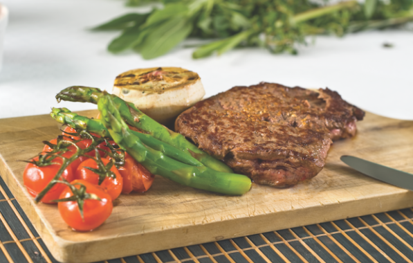 Grilled Beef 'Rib Eye' Steak